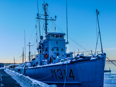KNM Alta (A.Nilssen Photography) Tags: oslo boat ship military vessel alta minesweeper knm