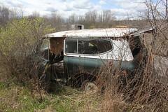 IMG_4213 (mookie427) Tags: usa car america rust rusty collection explore rusted junkyard scrapyard exploration ue urbex rurex