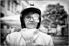 One eyed lady (Nikolaj Peyk) Tags: leica 35mm copenhagen denmark streetphotography streetportrait danmark summilux asph kbenhavn vandkunsten sorthvid 35mmsummiluxasph gadefotografi nikolajpeyk sonya7ii gadeportrt oneeyedlady
