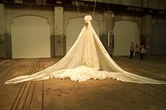 curtain (Val in Sydney) Tags: art artwork sydney australia nsw biennale redfern australie carriageworks