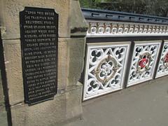 Bow Bridge, Leicester (Diego Sideburns) Tags: leicester bowbridge richardiii