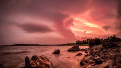 +_M1Z7883-HDR-Edit.jpg (jmcpheeters) Tags: sunset lake night day time places land bluehour goldenhour cloudscapes photospecs