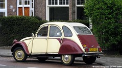 Citron 2CV Dolly 1986 (XBXG) Tags: auto old france holland classic haarlem netherlands car vintage french automobile nederland citron voiture 2cv frankrijk dolly 1986 paysbas eend geit ancienne 2pk 2cv6 citron2cv franaise deuche deudeuche tllg52