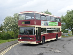 Johnson Bros - A531 OKH (channel4squares) Tags: yorkshire 531 east motor services eyms