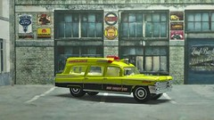Diecast (mannualegria) Tags: matchbox ambulance cadillac