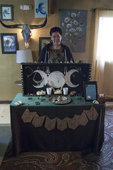 South Austin Witches Market (jessica mullen) Tags: austin texas magick market indian books roller witches manifestation atx positivity
