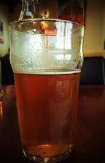 114 Pint (PeterLaubman) Tags: beer glass pint iphone5s iphone5 refreshment pub