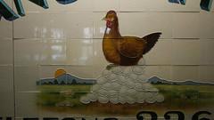 OPC 091115 105 (Jusotil_1943) Tags: opc091115 varios azulejos gallina huevos