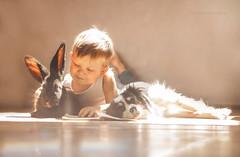 (Jagoda 1410) Tags: childhood togetherness friendship memories stories bookreading childrensphotography