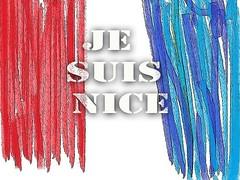french flag (Cheryne) Tags: frenchflag flag france tricolor blueblancrouge jesuisnice drapeau