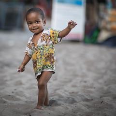 Beachkid (linuspaulsson) Tags: kohrong kids children beach cambodia kambodja barn strand