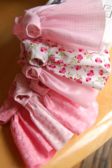 DSC_0011 (Lindy Dolldreams) Tags: pink dresses handmade sewing lindydolldreams