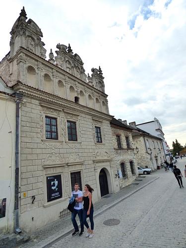 Kazimierz-Dolny - street view