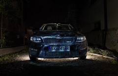 IMG_5700aaaa (matek 21) Tags: lightpainting longexposure lp light liht lightpaintingvideo lighpainting skoda octavia mateuszkrol mateuszkrl malowaniewiatem design painting photo car canon carlightpainting cars
