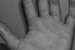Hands (Alex Robertson Photography) Tags: blackandwhite stilllife white black hands