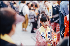 (a festival day) (xperiane (Extremely busy)) Tags: pentaxlx samyang85mmf14 kodak gold200