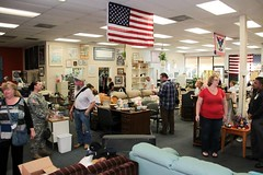 """FSO Thrift Store Ribbon Cutting • <a style=""""font-size:0.8em;"""" href=""""https://www.flickr.com/photos/58294716@N02/16415063213/"""" target=""""_blank"""">View on Flickr</a>"""