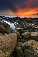 Boa Nova (paulosilva3) Tags: sunset seascape portugal nova canon landscape eos boa lee filters 6d palmeira polariser proglass