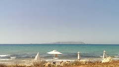 Sea of Creete (levin.dimon) Tags: ocean sea summer beach hotel coast europe resort greece summertime отдых лето море creete пляж отпуск seaocean крит греция курорт