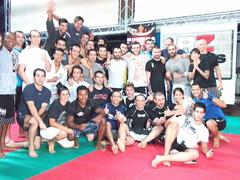 Werdun y Rafael Coerdeiro Seminario Madrid en 14-01-2010
