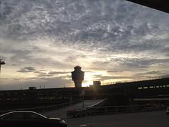 IMG_9105 (A Million Shards of Light) Tags: life city travel light sunset sky sun newyork motion clouds amazing flight transportation laguardia lga