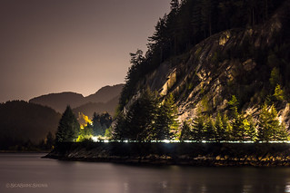 Coming 'Round the Mountain ~ Porteau Cove Provincial Park, BC