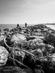 fishers of chimeras (Claudio Di Dio) Tags: sea mare fuji fishermen chimera x20 pescatori chimere claudiodidio fujix20 fishermenofchimeras