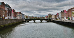 River Liffey, Dublin