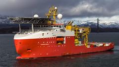 Normand Reach (Per-Karlsson) Tags: ship offshore vessel sandnessjoen solstad canonef24105mmf40lisusm canoneos6d mpsv offshorevessel offshorenorway reachsubsea