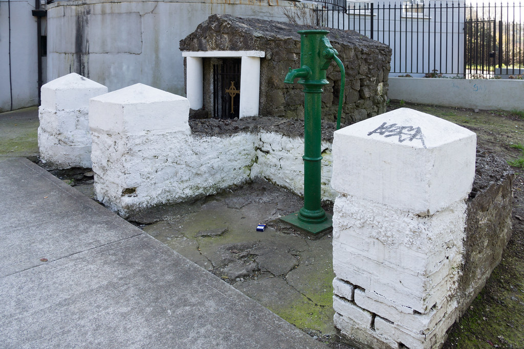 St. Colmcille's Well is located on Well Road off Swords Main Street REF-103424