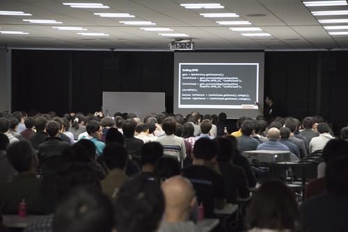 Stephen Chin, K-2 Java SE 8 と Raspberry Pi, JJUG CCC 2015 Spring