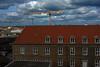 Kieler Schloss 2 (Rüdiger Stehn) Tags: 2015 europa mitteleuropa deutschland norddeutschland schleswigholstein kiel stadt stadtmitte schloss kielerschloss rantzaubau profanbau bauwerk innenstadt himmel wolken technik kran architektur 2000er fassade canoneos550d amalienbau pellibau gebäude