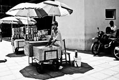 Young peddler (Leo.Chang84) Tags: street boy food del america border beverage ciudad american latin paraguay latina este peddler streetfood pringles seller iguazu frontera
