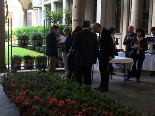 Festa a Palazzo Archinto del 18 aprile 2015: IL TESORO DEI POVERI / TREASURE OF THE POOR
