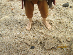 These feet have walked a long way (Rev Darth) Tags: lotr lordoftherings 118th