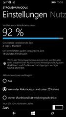 "Microsoft (Nokia) Lumia 640 Dual SIM Screenshots • <a style=""font-size:0.8em;"" href=""http://www.flickr.com/photos/91479278@N07/17241711188/"" target=""_blank"">View on Flickr</a>"