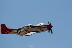 """North American P-51D """"Mustang"""" - """"Bunny"""" 44-74908 (2wiice) Tags: bunny mustang p51 p51d planesoffame northamerican p51dmustang northamericanp51dmustang northamericanp51d chinoairshow northamericanmustang 4474908 chinoairshow2015"""
