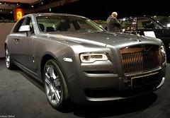 Rolls-Royce Ghost (peterolthof) Tags: rollsroyce autorai2015