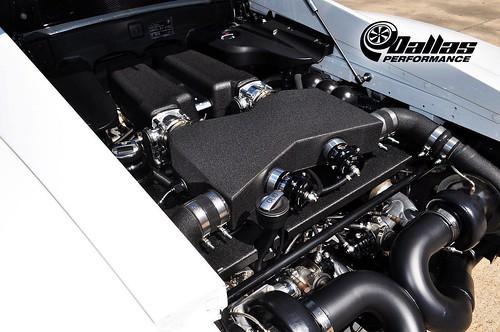 Lamborghini Gallardo Superleggera от Dallas Performance