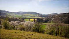 Werra Valley (:: Blende 22 ::) Tags: flower germany landscape deutschland spring hessen blossom landschaft springtime frhling hesse blten canoneos5dmarkii ef2470f28liiusm