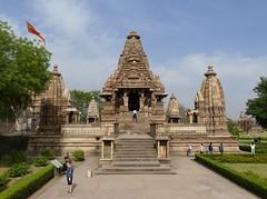 Lakshmana Temple (chdphd) Tags: temple khajuraho lakshman lakshmantemple