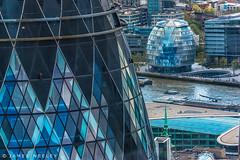 Geolondinium (James Neeley) Tags: london cityhall geometry gherkin jamesneeley
