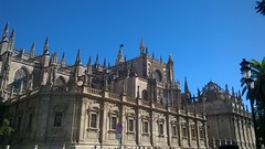 WP_20150918_11_05_10_Pro (Professor Besserwisser) Tags: sevilla cathedral kathedrale catedral seville siviglia