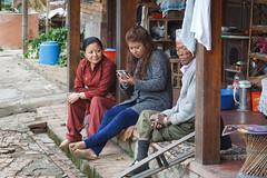 Volunteers (Mark S Weaver) Tags: kathmandu nepa