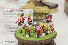 GuP_mc-410 () Tags: model figure volks  plasticmodel  gup    girlsundpanzer