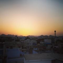 sunset-in-udaipur-iphone-photo (uttam bhaskar) Tags: udaipur iphonephoto iphonepic iphone6 iphoneonly seoudaipur