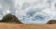 Playa de la ora - Panormica (Julin Martn Jimeno) Tags: panorama espaa costa mar nikon pano sigma asturias playa panoramica gijon villaviciosa cantabrico 2016 asturiana ora playadelaora d7000
