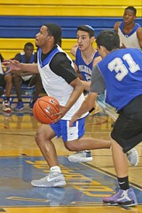 D153214A (RobHelfman) Tags: sports basketball losangeles highschool palisades crenshaw tnl tuesdaynightleague