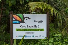 Insel Zapatilla
