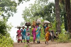 Koleng market (wietsej) Tags: india zeiss market sony a700 chhattisgarh 13518 bastar sal135f18z koleng